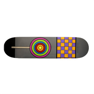 """Lolli Pop"" Skateboard Deck"