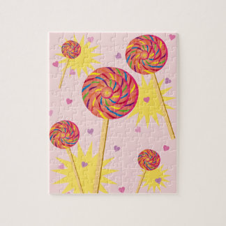 Lollipop Dance Jigsaw Puzzle