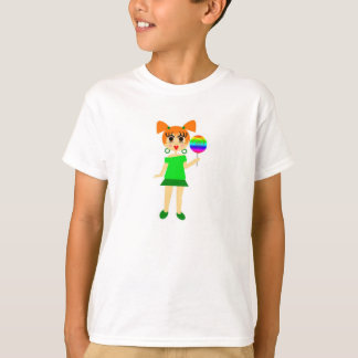 Lollipop Girl Tshirt