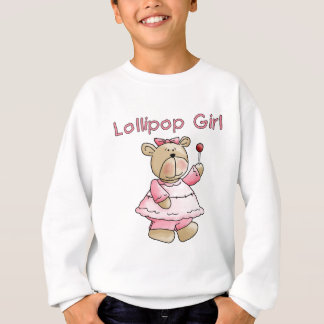 Lollipop Girl Tshirts and Gifts