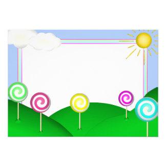 Lollipop land custom invite