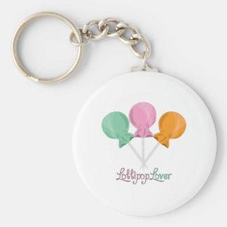 Lollipop Lover Keychain