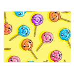 Lollipop Post Cards