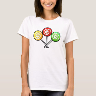 Lollipop Trio T-Shirt