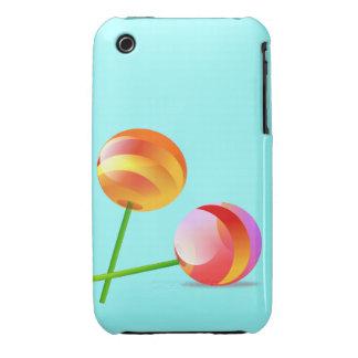 Lollipops Blackberry Curve Case-Mate Case Case-Mate iPhone 3 Cases