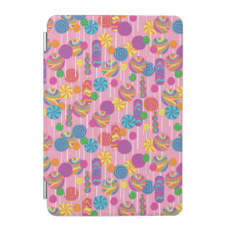 Lollipops Candy Pattern iPad Mini Cover