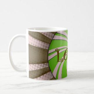 lolly basic white mug