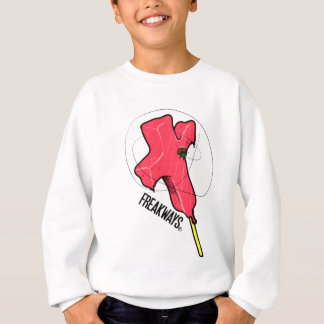 Lolly cross sweatshirt