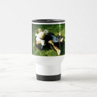 Lolly-Gaggin'...Berner Style! Coffee Mug