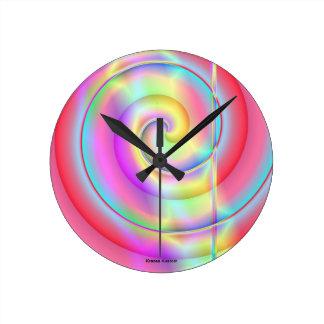 Lolly Pop Wall Clock