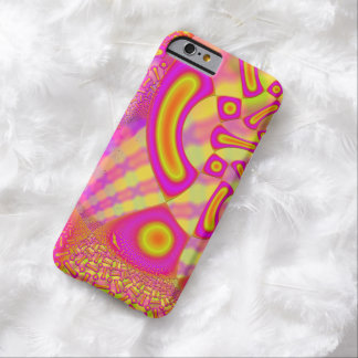 LollyPoP 3D Fused Glass Fractal Barely There iPhone 6 Case
