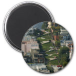 Lombard Street In San Francisco Americas Crookedes Magnet