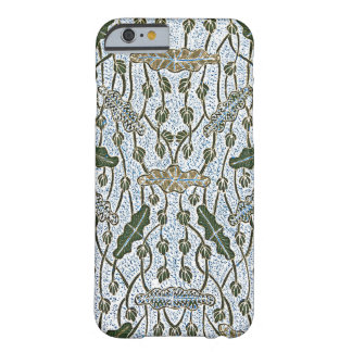 Lompongan Teratai Lotus Batik Barely There iPhone 6 Case