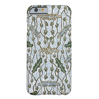 Lompongan Teratai Lotus Batik Barely There iPhone 6 Case