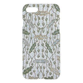 Lompongan Teratai Lotus Batik iPhone 7 Case