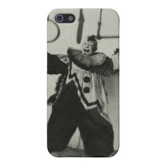 Lon Chaney 1928 vintage clown portrait iPod case iPhone 5 Case
