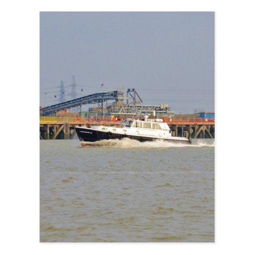Londinium III Patrol Boat Post Cards