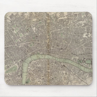 London 1843 mouse pad