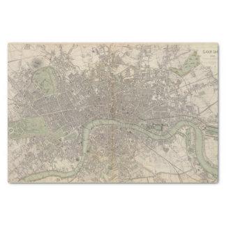 London 1843 tissue paper