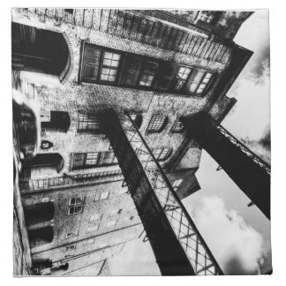 London 1960 napkin