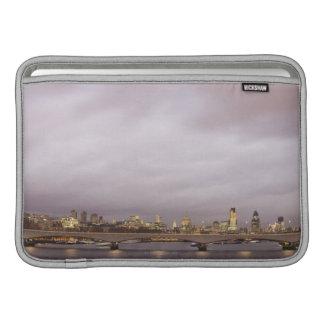 London 3 MacBook sleeve