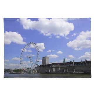 London 4 placemat