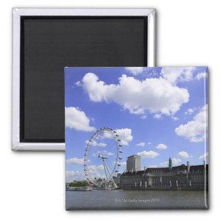 London 4 square magnet