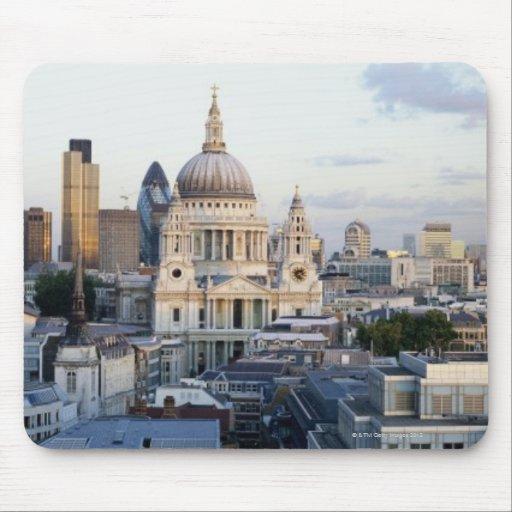 London 5 mousepad