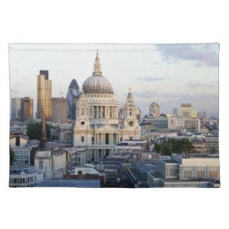 London 5 placemat