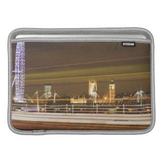 London 6 MacBook sleeve