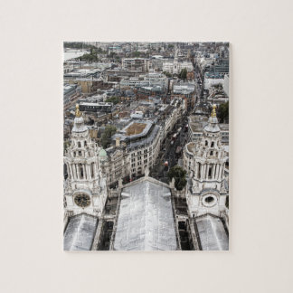 London Aerial View - United Kingdom Jigsaw Puzzle