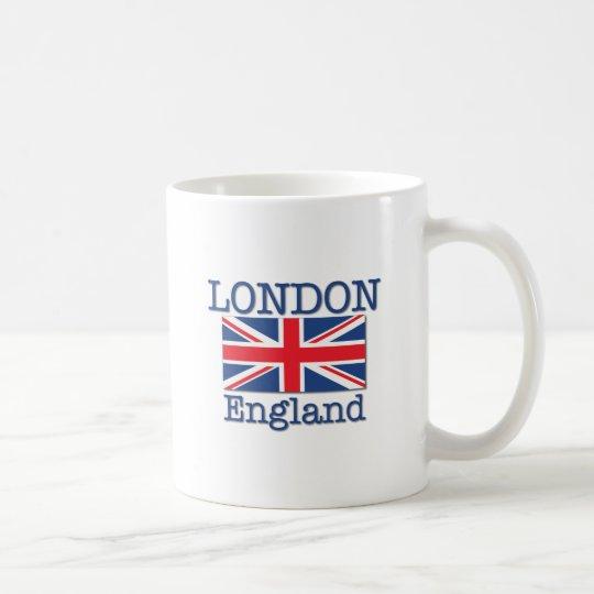 London and Union Jack Coffee Mug