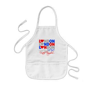 London apron - choose style
