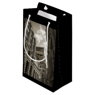 London architecture. small gift bag