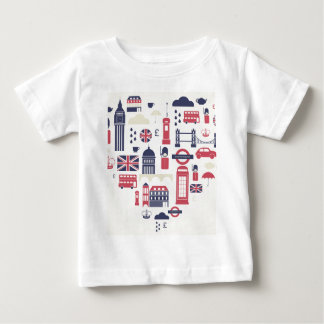 London at Heart T Shirts