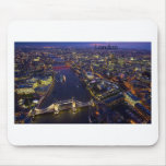 London at night (by St.K) Mousepad