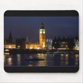 London at Night Mouse Pad