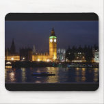 London at Night Mouse Pads
