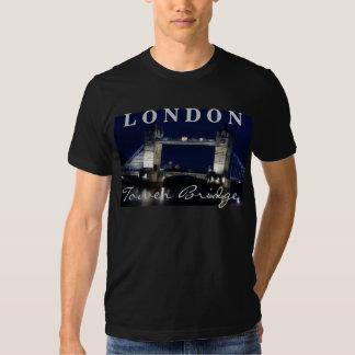 London at night, Tower Bridge Shirt