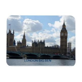 "London Big Ben 3""x4"" Photo Magnet"
