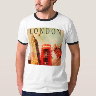 London Big Ben artistic t- shirt
