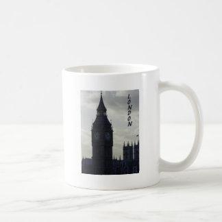 London - Big Ben Basic White Mug