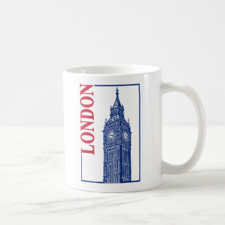 London-Big Ben Coffee Mug