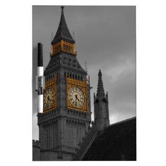 London Big Ben Dry-Erase Whiteboards