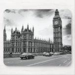 London Big Ben Mouse Pad