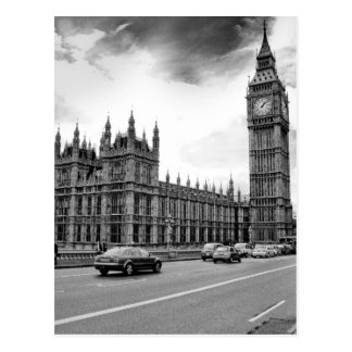 London Big Ben Postcard