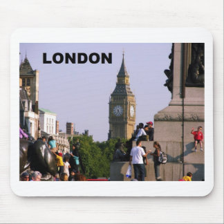 London Big Ben (St.K) Mouse Pad