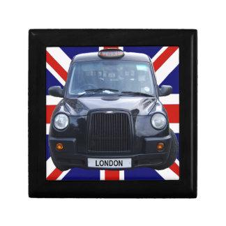 London Black Taxi Cab Gift Box