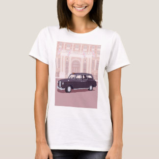 London black taxi cab T-Shirt