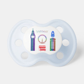 London  BooginHead® Pacifier